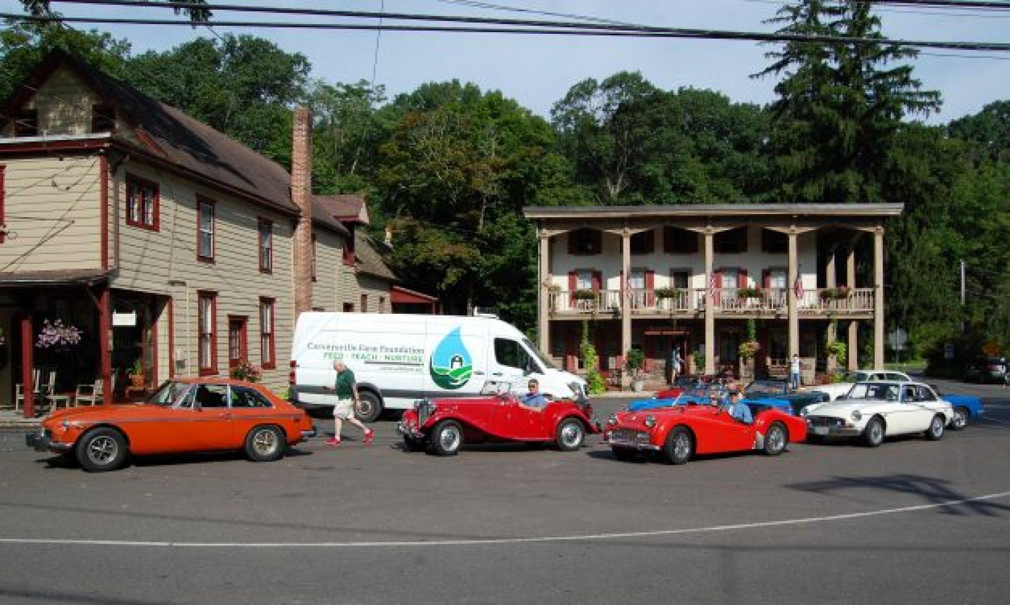 British Cars of Bucks County